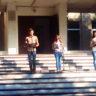 Старт виборчої кампанії президента студентського колективу коледжу