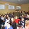 Студенти подивились фільм-хроніку «ВОЇНИ ДУХУ»