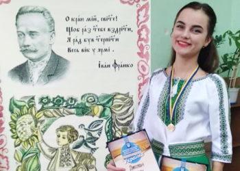 Вітаємо наших студентів Жилку Анну та Стукало Галину з призовими місцями  у  конкурсі майстрів художнього читання