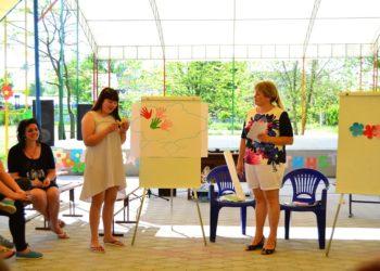 Тренінг в рамках проекту «Розвиток громадянських компетентностей в Україні - DOCCU»