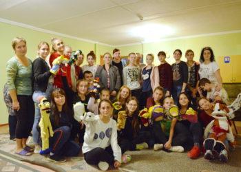 Інтенсив по адаптації студентів-першокурсників на березі Чорного моря