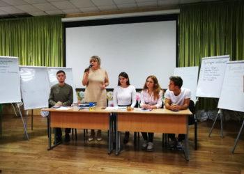 Відбулися звітно-виборчі збори студентського колективу