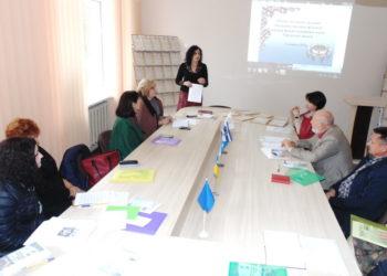 Відбулося засідання обласного методичного об'єднання викладачів іноземної філології закладів фахової передвищої освіти Херсонської області