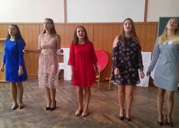 Уже разом! Студенти-дошкільники коледжу та студенти ХДУ разом взяли участь у заходах до Всеукраїнського дня дошкілля