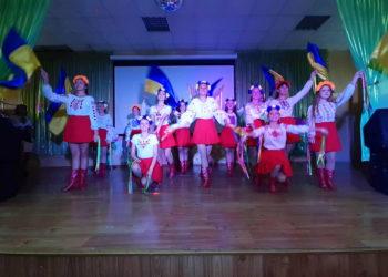 Спортивно-розважальна програма до Дня українського козацтва та Дня захисників України