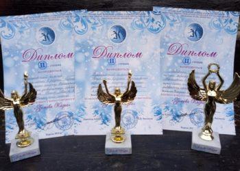 """Вітаємо хореографічний колектив """"Бериславські візерунки"""" з призовими місцями у конкурсі!"""