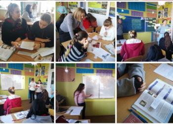 Студенти відвідали віртуальний музей Masterpieces outstanding European artist. Показове інтегроване заняття з іноземної мови та мистецтва