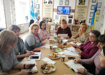 Засідання МО викладачів української мови та літератури ЗФПО Херсонської області