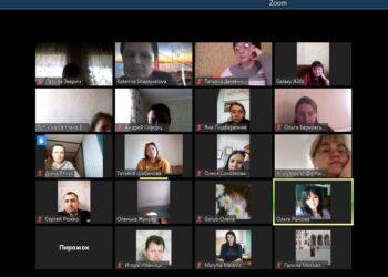 Відбулося засідання атестаційної комісії коледжу в онлайн форматі