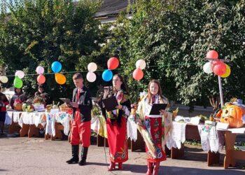 """Студенти БФПК ХДУ провели святковий ярмарок на честь дня людей поважного віку у """"Територіальному центрі соціального обслуговування (надання соціальних послуг)"""" м. Берислав."""